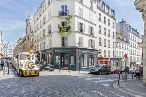Agence immobiliere CONNEXION Abbesses à PARIS 18 75018