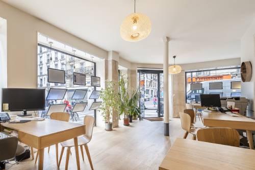 Agence immobiliere CONNEXION Guy Môquet à PARIS 17 75017