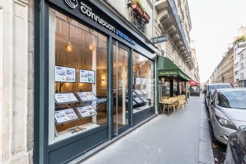 Agence immobiliere CONNEXION Batignolles à PARIS 17 75017