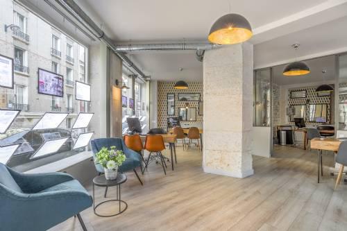 Agence immobiliere CONNEXION Mairie du 18 à PARIS 18