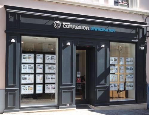 Agence immobiliere CONNEXION Charenton à CHARENTON LE PONT