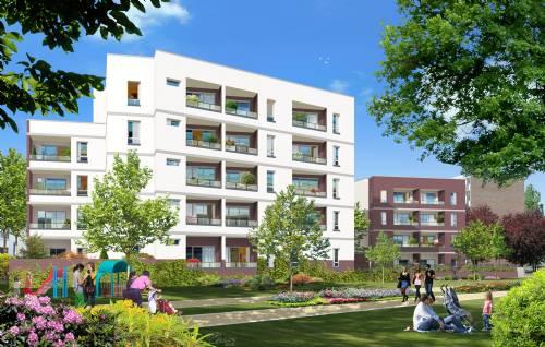 logements neufs AUBERVILLIERS 93300