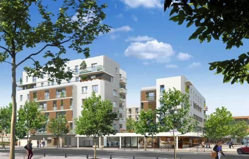 logements neufs SARCELLES 95200