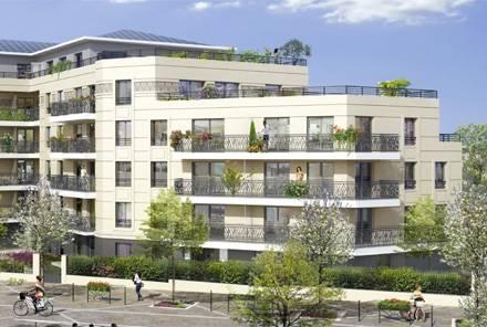 Programme immobilier neuf à Rueil Malmaison (92)