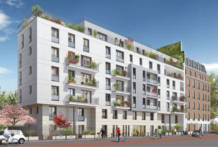 Programme immobilier neuf 92 - Montrouge