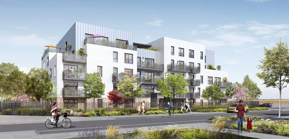 Programme mmobilier neuf 77550 Moissy-Cramayel en Seine-et-Marne