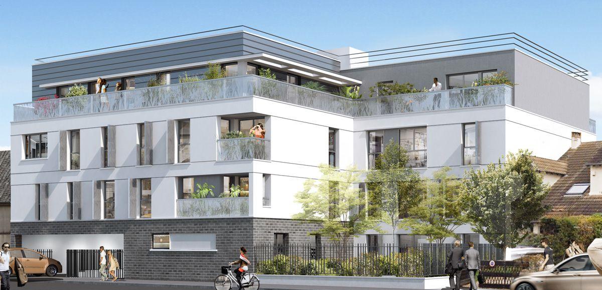 Vente immobilier neuf 91160 LONGJUMEAU dans l'Essonne